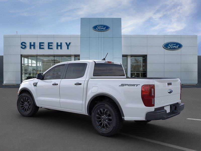 2021 Ford Ranger SuperCrew Cab 4x2, Pickup #GD28878 - photo 6