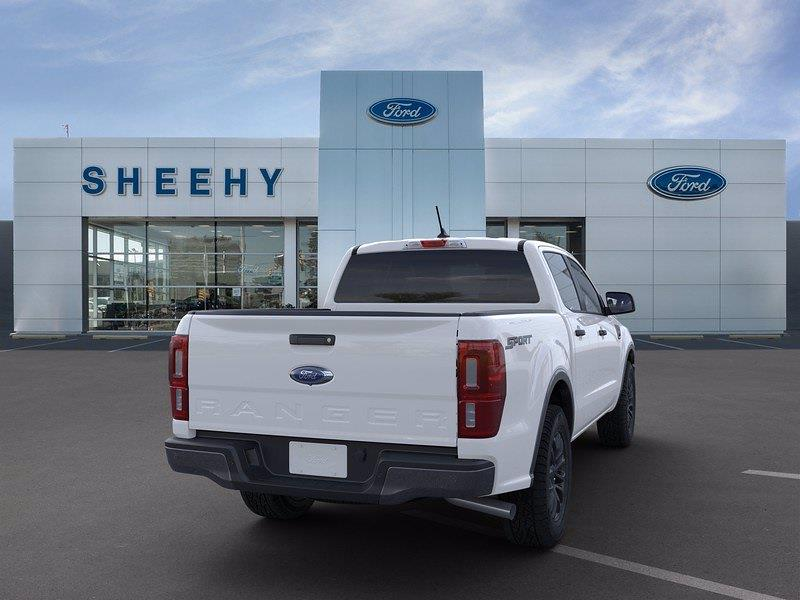 2021 Ford Ranger SuperCrew Cab 4x2, Pickup #GD28878 - photo 22