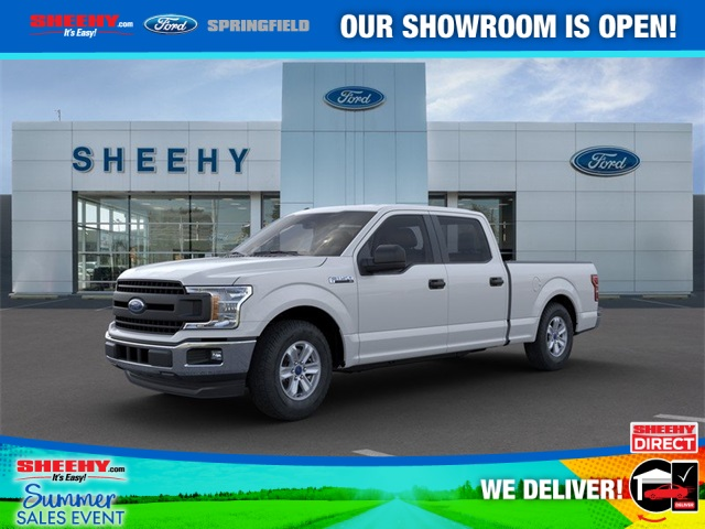 2019 F-150 SuperCrew Cab 4x2, Pickup #GD28881 - photo 3