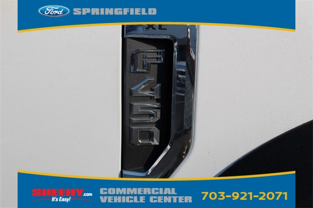 2019 F-450 Super Cab DRW 4x4,  Knapheide Standard Service Body #GD30334 - photo 10