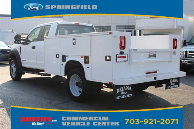 2019 F-450 Super Cab DRW 4x4,  Knapheide Standard Service Body #GD30334 - photo 4