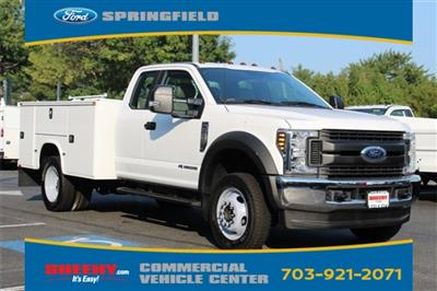 2019 F-450 Super Cab DRW 4x4,  Knapheide Standard Service Body #GD30334 - photo 1