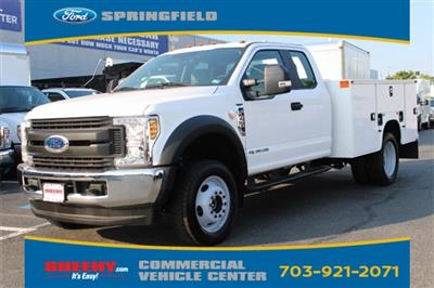 2019 F-450 Super Cab DRW 4x4,  Knapheide Standard Service Body #GD30334 - photo 3