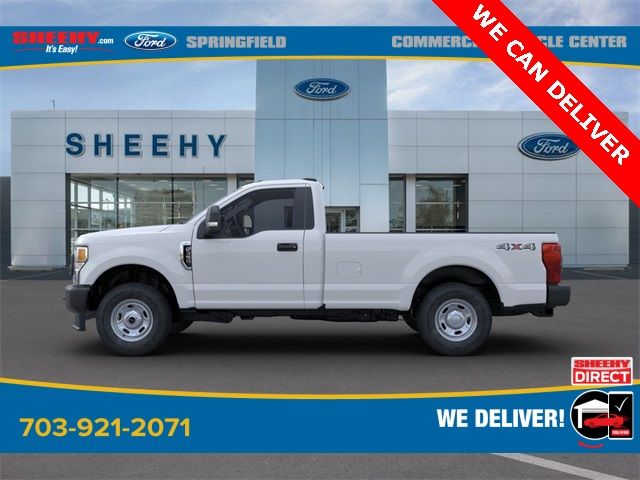2020 F-350 Regular Cab 4x4, Pickup #GD30534 - photo 4