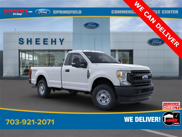 2020 F-350 Regular Cab 4x4, Pickup #GD30534 - photo 7