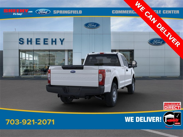 2020 F-350 Regular Cab 4x4, Pickup #GD30534 - photo 8