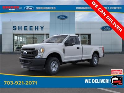 2020 F-350 Regular Cab 4x4, Pickup #GD30534 - photo 1