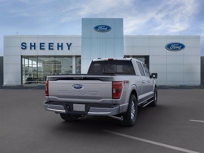 2021 Ford F-150 SuperCrew Cab 4x4, Pickup #GD31027 - photo 2