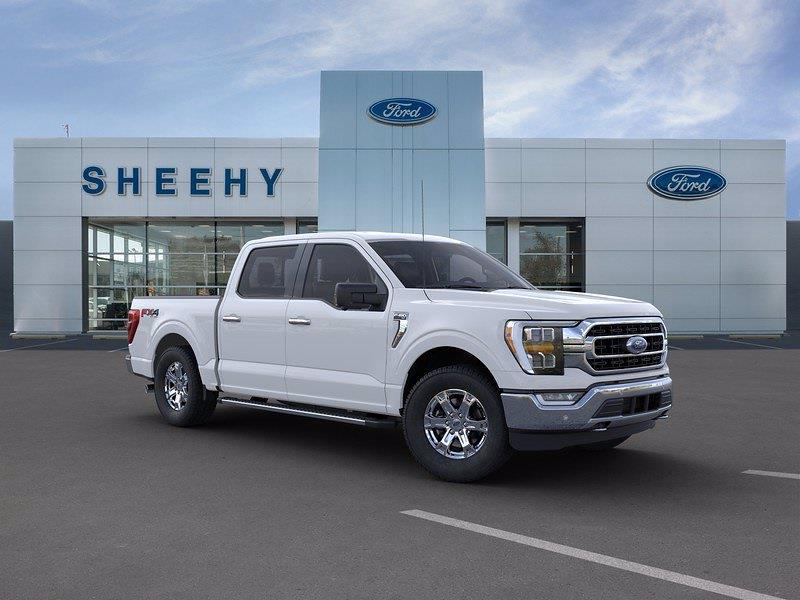 2021 Ford F-150 SuperCrew Cab 4x4, Pickup #GD31028 - photo 1