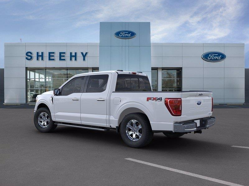 2021 Ford F-150 SuperCrew Cab 4x4, Pickup #GD31028 - photo 7