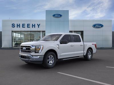 2021 Ford F-150 SuperCrew Cab 4x4, Pickup #GD31028 - photo 4