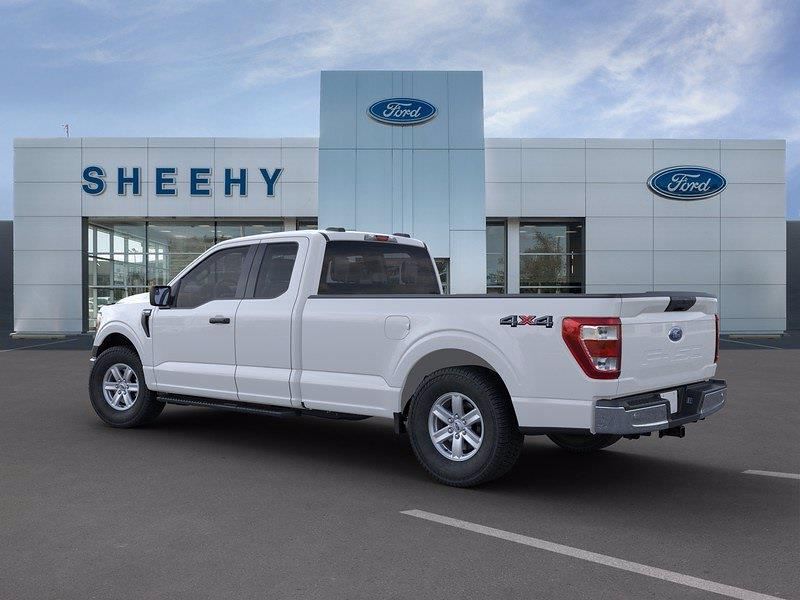 2021 Ford F-150 Super Cab 4x4, Pickup #GD31032 - photo 7