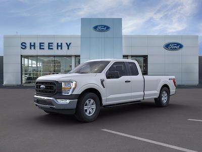 2021 Ford F-150 Super Cab 4x4, Pickup #GD31032 - photo 4