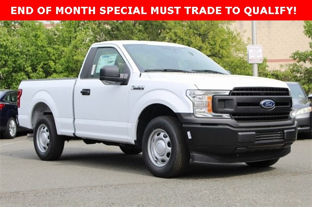 2019 F-150 Regular Cab 4x2,  Pickup #GD32255 - photo 1