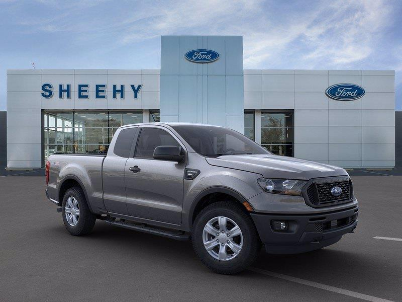2021 Ford Ranger Super Cab 4x4, Pickup #GD36119 - photo 1