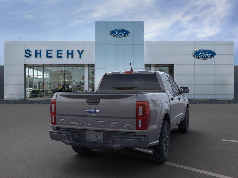 2021 Ford Ranger SuperCrew Cab 4x2, Pickup #GD36121 - photo 1
