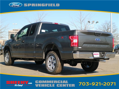 2018 F-150 Super Cab 4x4,  Pickup #GD41542 - photo 2