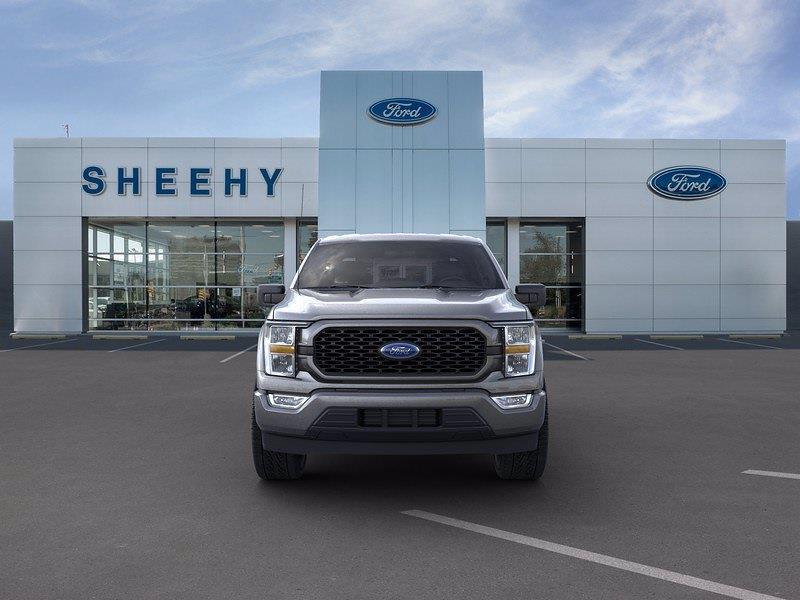 2021 Ford F-150 SuperCrew Cab 4x2, Pickup #GD44610 - photo 3