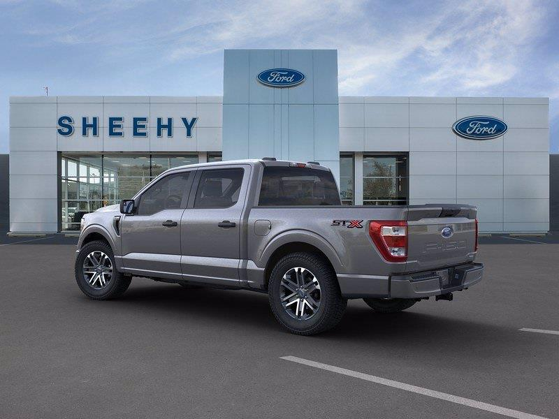 2021 Ford F-150 SuperCrew Cab 4x2, Pickup #GD44610 - photo 7
