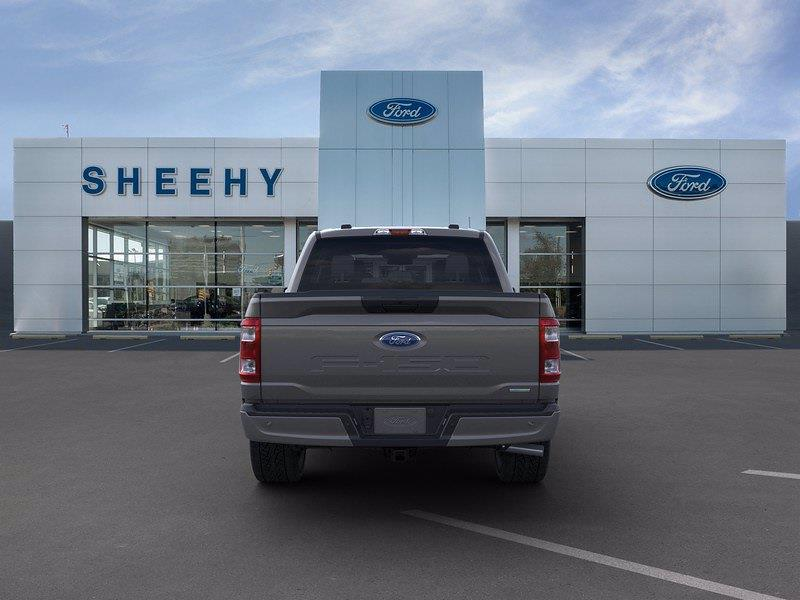 2021 Ford F-150 SuperCrew Cab 4x2, Pickup #GD44610 - photo 8