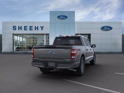 2021 Ford F-150 SuperCrew Cab 4x2, Pickup #GD44610 - photo 2