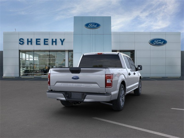 2019 F-150 SuperCrew Cab 4x4,  Pickup #GD50520 - photo 8