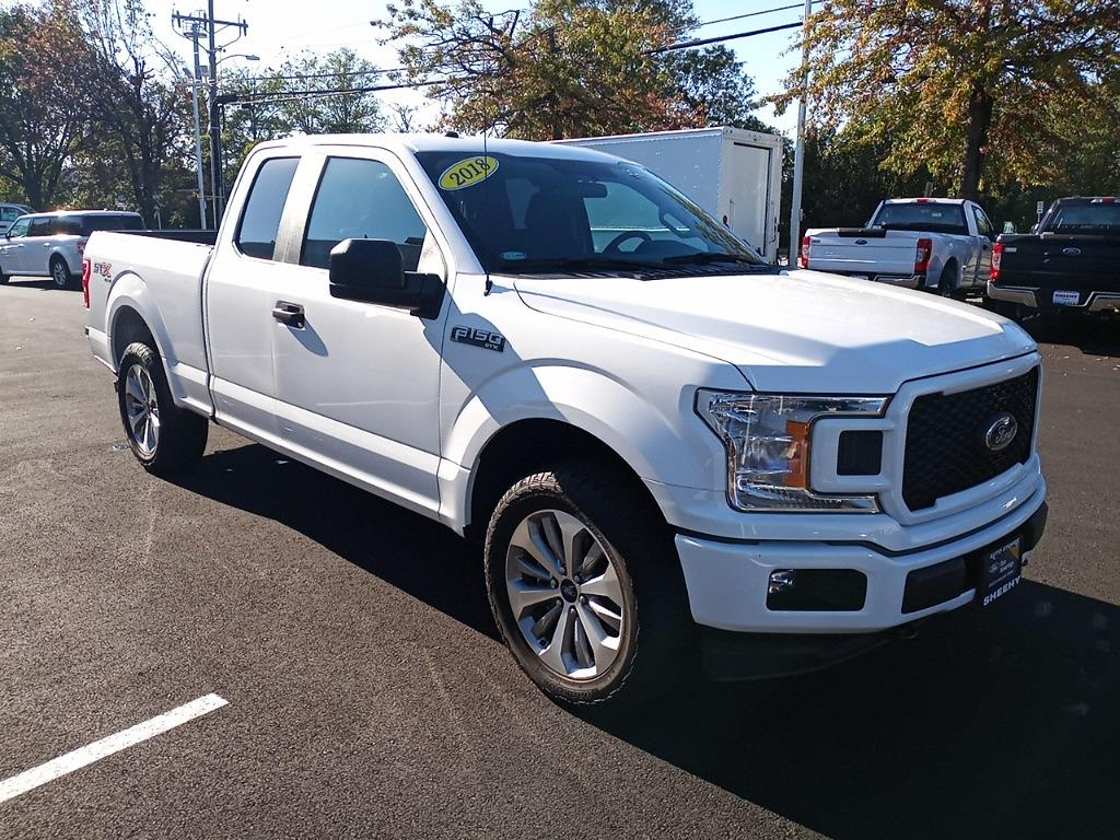 2018 F-150 Super Cab 4x4,  Pickup #GD51037 - photo 21