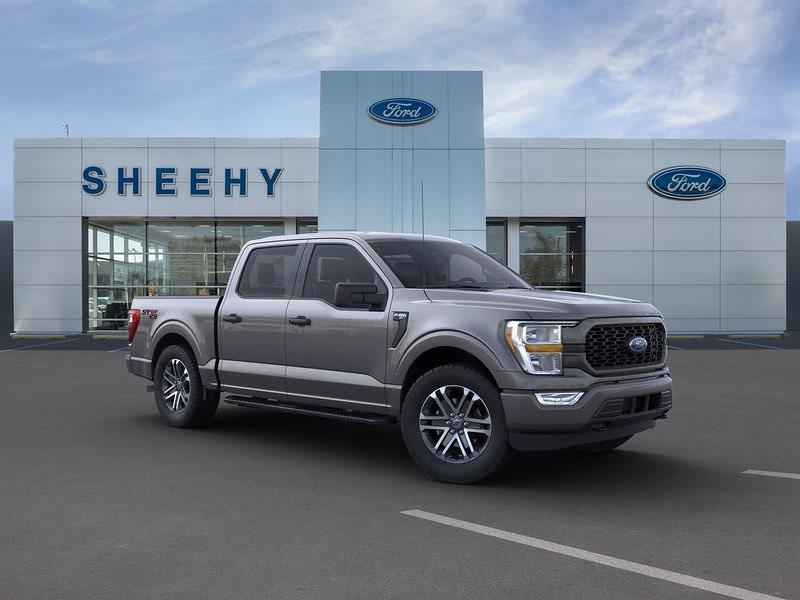 2021 Ford F-150 SuperCrew Cab 4x4, Pickup #GD53975 - photo 1