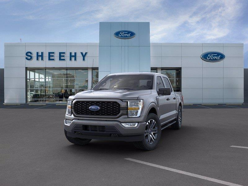 2021 Ford F-150 SuperCrew Cab 4x4, Pickup #GD53975 - photo 5