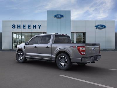 2021 Ford F-150 SuperCrew Cab 4x4, Pickup #GD53975 - photo 7