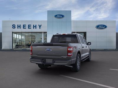 2021 Ford F-150 SuperCrew Cab 4x4, Pickup #GD53975 - photo 2