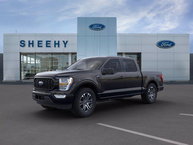 2021 Ford F-150 SuperCrew Cab 4x2, Pickup #GD53977 - photo 4