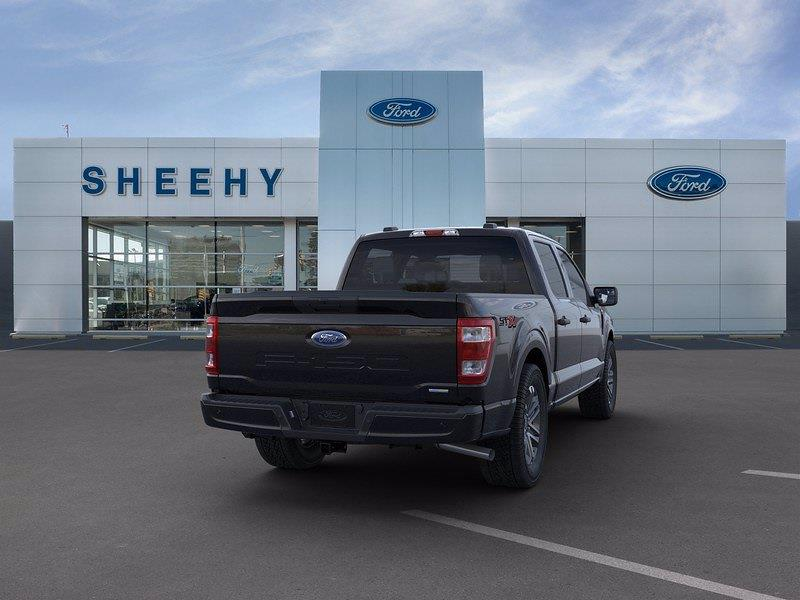 2021 Ford F-150 SuperCrew Cab 4x2, Pickup #GD53977 - photo 2