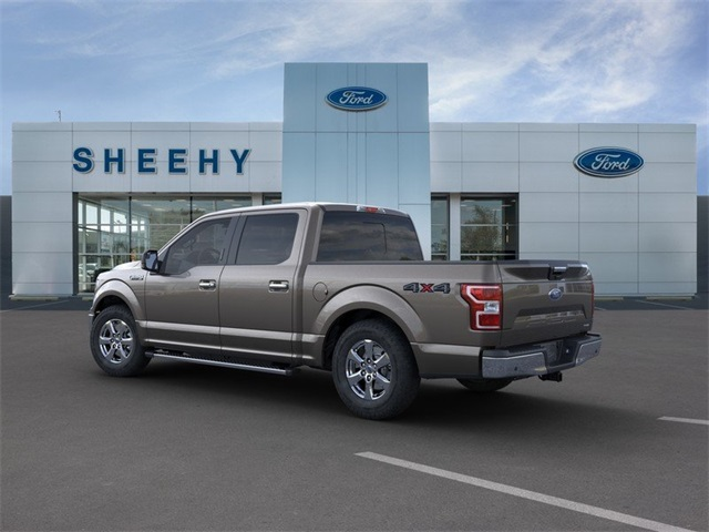 2020 F-150 SuperCrew Cab 4x4, Pickup #GD55449 - photo 1