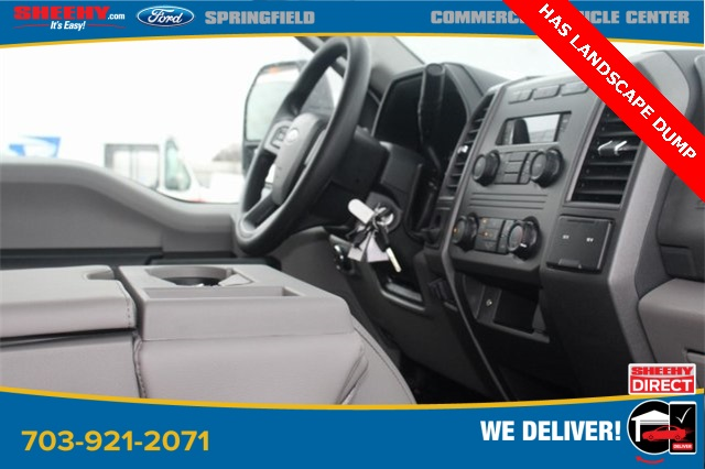 2019 Ford F-550 Crew Cab DRW 4x2, Cab Chassis #GD55506 - photo 8