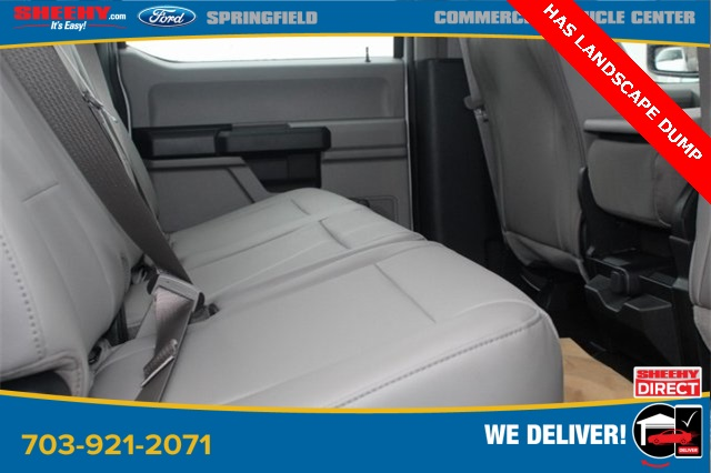 2019 Ford F-550 Crew Cab DRW 4x2, Cab Chassis #GD55506 - photo 9