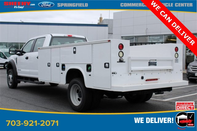 2019 F-550 Crew Cab DRW 4x2, Knapheide Steel Service Body #GD55507 - photo 5