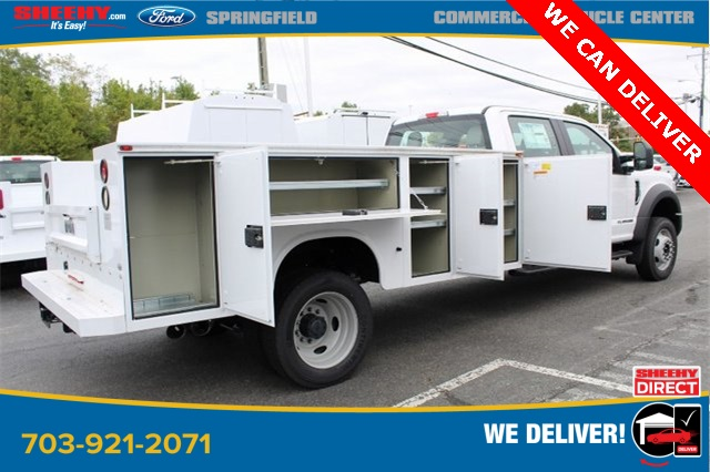 2019 F-550 Crew Cab DRW 4x2, Knapheide Standard Service Body #GD55507 - photo 3