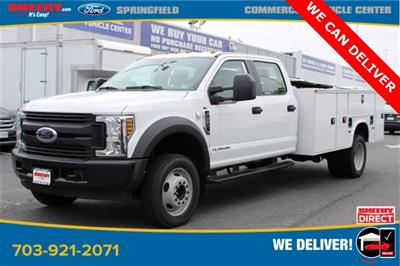 2019 F-550 Crew Cab DRW 4x2, Knapheide Standard Service Body #GD55507 - photo 4