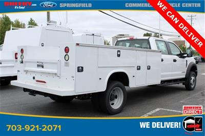2019 F-550 Crew Cab DRW 4x2, Knapheide Standard Service Body #GD55507 - photo 2