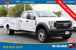 2019 F-550 Crew Cab DRW 4x2, Knapheide Steel Service Body #GD55507 - photo 1