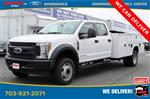 2019 F-550 Crew Cab DRW 4x2, Knapheide Steel Service Body #GD55507 - photo 4