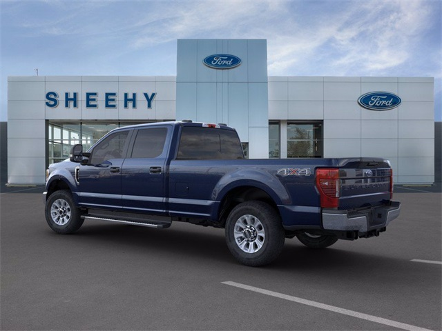 2020 Ford F-250 Crew Cab 4x4, Pickup #GD57571 - photo 7