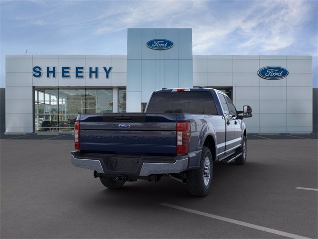 2020 Ford F-250 Crew Cab 4x4, Pickup #GD57571 - photo 2