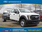 2019 F-550 Crew Cab DRW 4x4,  Cab Chassis #GD67782 - photo 1