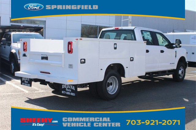 2019 F-350 Crew Cab DRW 4x4,  Knapheide Service Body #GD72376 - photo 1