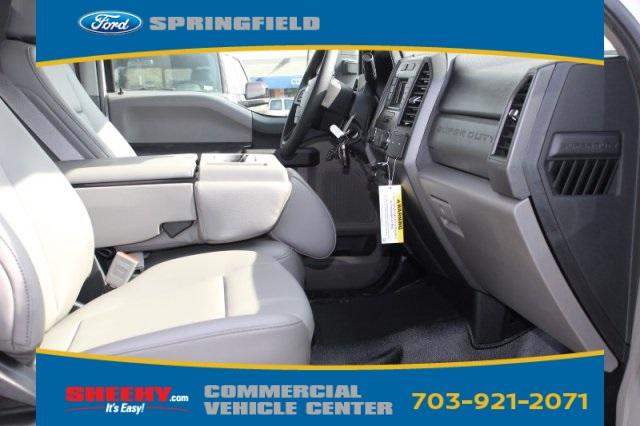 2019 F-350 Regular Cab DRW 4x2,  PJ's Stake Bed #GD72746 - photo 11