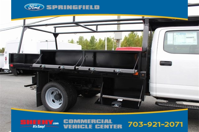 2019 F-550 Crew Cab DRW 4x2,  PJ's Platform Body #GD72762 - photo 7