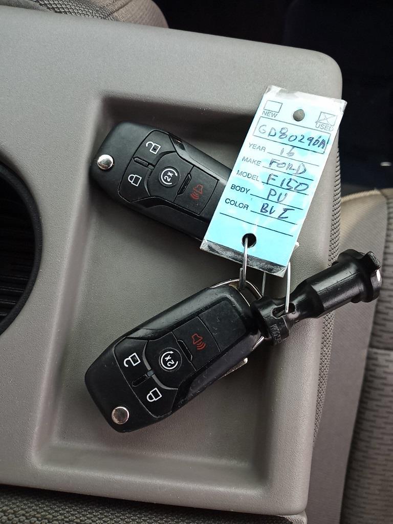 2016 Ford F-150 SuperCrew Cab 4x4, Pickup #GD80296A - photo 70