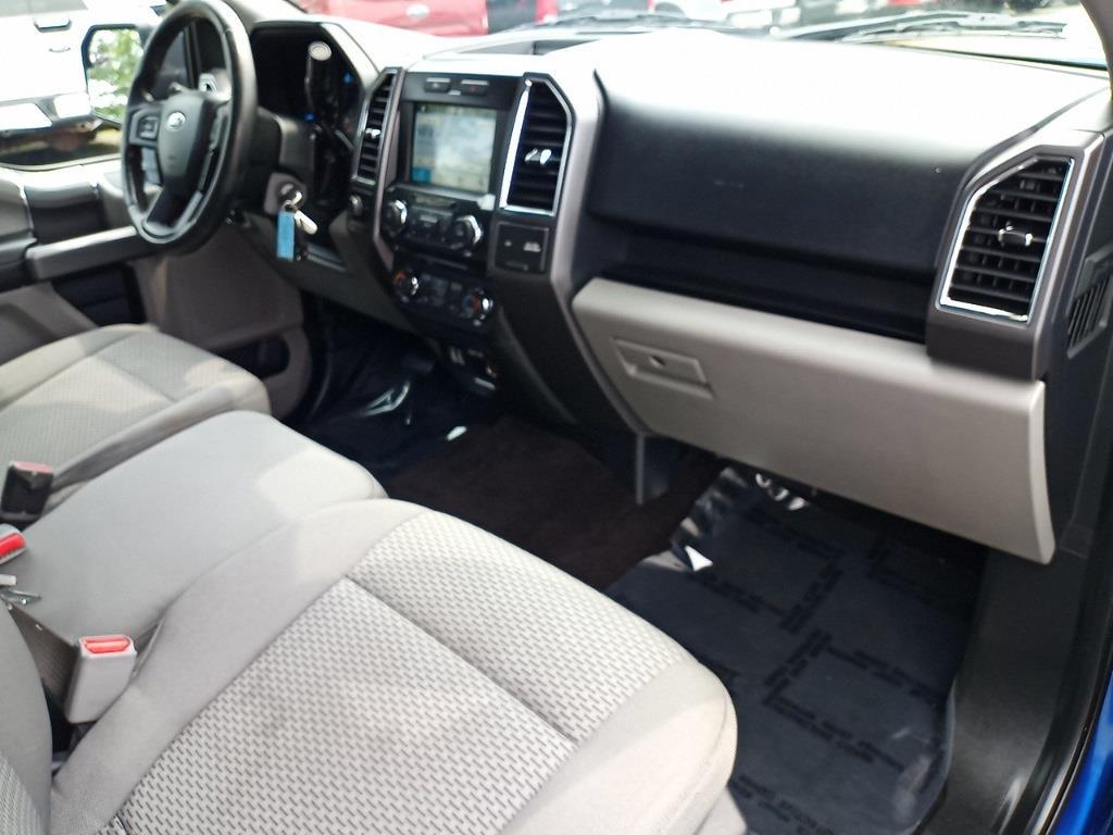 2016 Ford F-150 SuperCrew Cab 4x4, Pickup #GD80296A - photo 9
